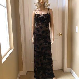Women's Rimini long strap dress